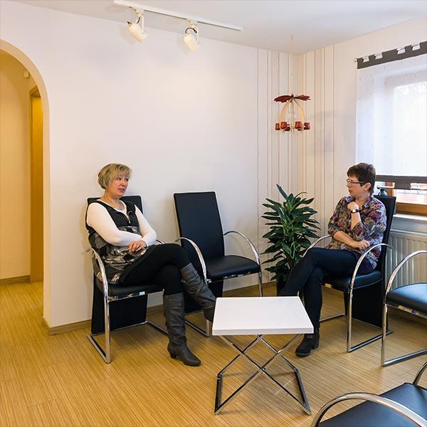 aushang für patienten einer zahnarztpraxis